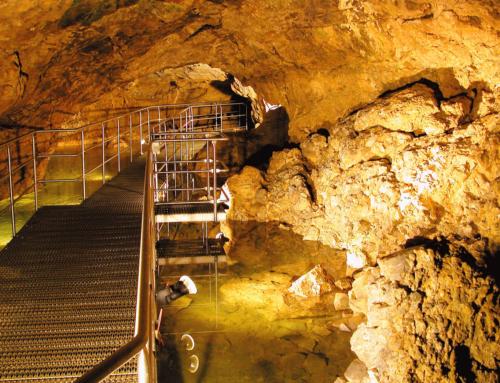Kristallhöhle Kobelwald – 12 km