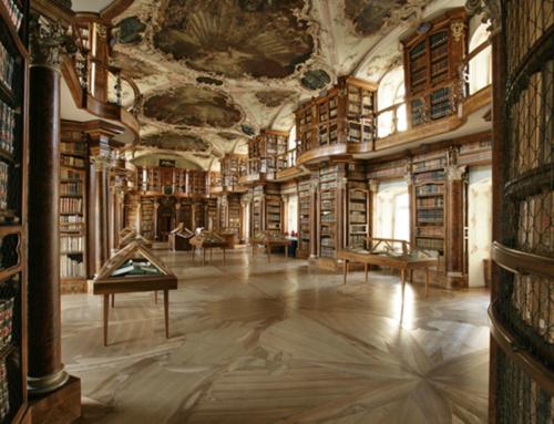 Stiftsbibliothek St.Gallen – 32km