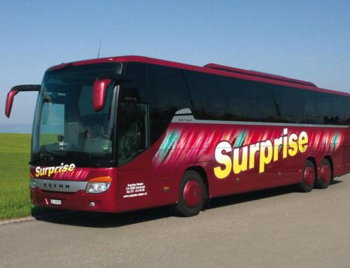 Surprise Reisen- 50km