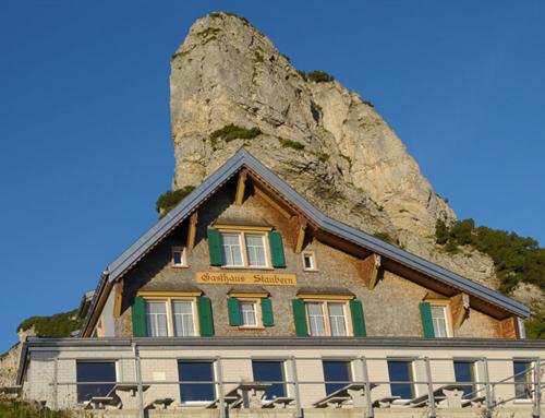 Berggasthaus Staubern – 5km