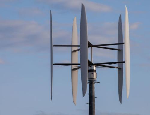 Schuh-Hersteller baut Windanlage – Strom für 50 Haushalte