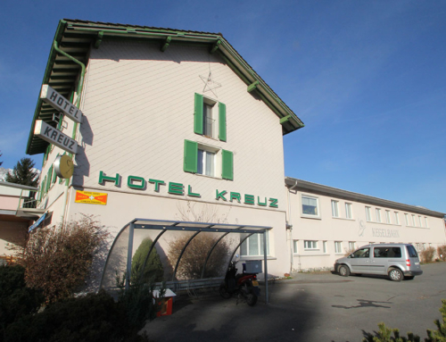 Hotel Kreuz- 6km